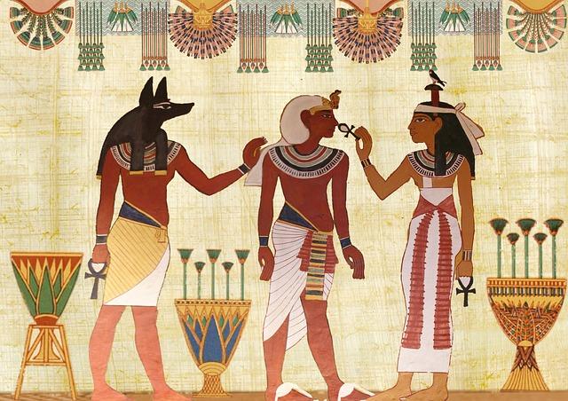 egyptský design