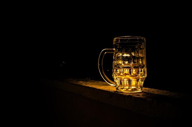 pivní džbánek