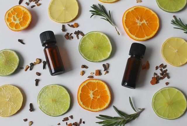 kosmetika z citrusů